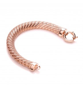 Yasmine Rose Gold Plated Bracelet