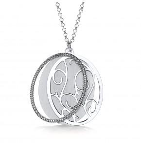 Petra Oval Necklace