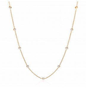 Giovanna Gold Plated Necklace