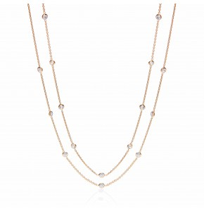 Giovanna Shirelle Gold Plated Necklace