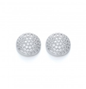 Reese Heart Studs