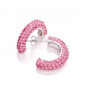 Roxy Pink Hoops