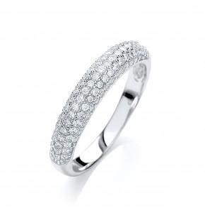 Gaia Clear Ring