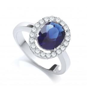 Azzurra Ring