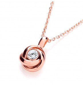 Ayana Rose Necklace