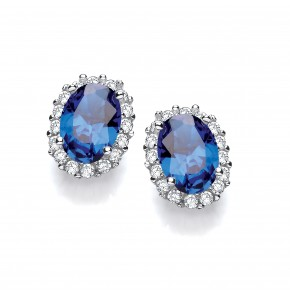 Stella Blue Earrings