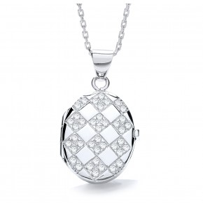 Emily Oval Locket