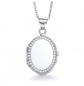 Victoria Oval Locket