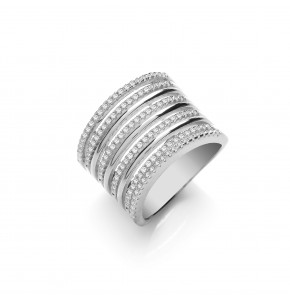 Anja Silver Ring